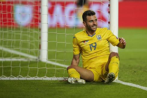Junior Moraes, durante el partido ante Portugal del pasado viernes.