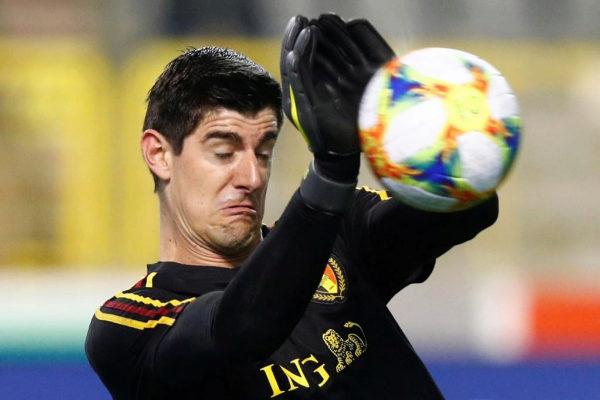 Euro 2020 Qualifier - Group I - Belgium v Russia