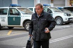 El ex alcalde de Gandia y ex vicesecretario general del PSPV, José Manuel Orengo.