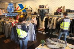 100 tiendas españolas vendían falsificaciones perfectas de ropa de lujo