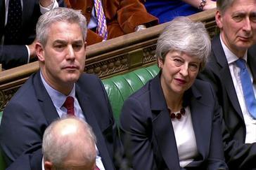 El Parlamento rechaza  ocho alternativas para la salida de la UE