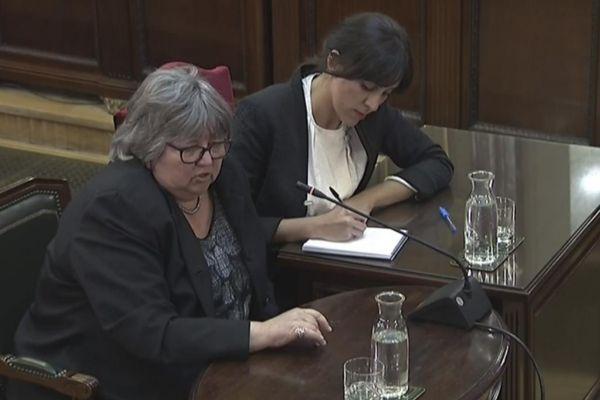Declaración de <HIT>Helena</HIT> <HIT>Catt</HIT>, observadora internacional del referéndum, en el juicio del Procés