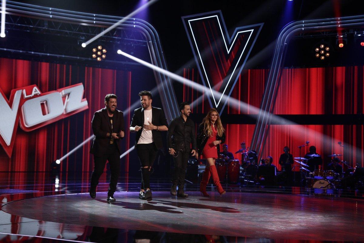 Antonio Orozco, Pablo López, Luis Fonsi y Paulina Rubio ya tienen semifinalistas en La Voz en Antena 3