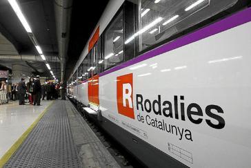 Tren de Rodalies de Renfe
