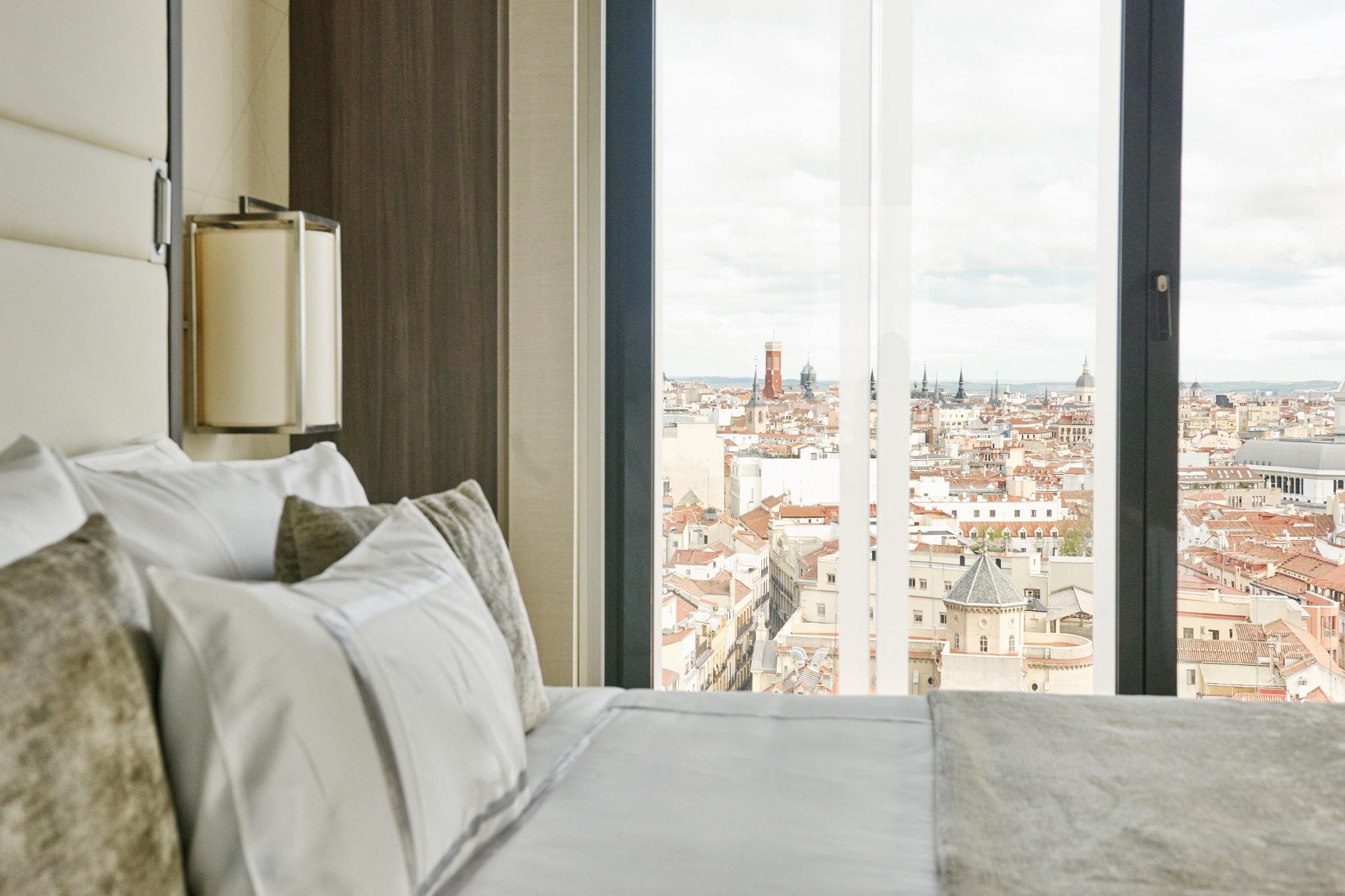 Esta es la habitación de hotel más cara de Madrid