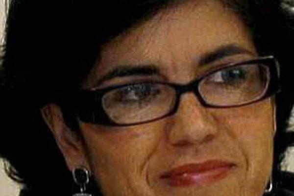 La juez Pilar de Lara, apartada por el CGPJ.