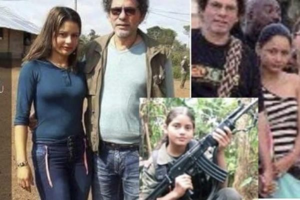 """""""Éramos las esclavas sexuales de los comandantes de las FARC"""""""