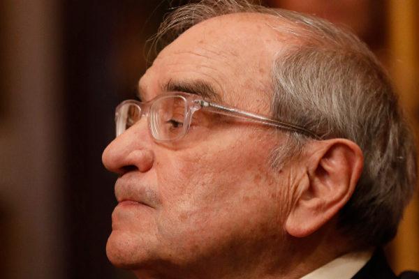 El ex ministro Rodolfo Martín Villa.