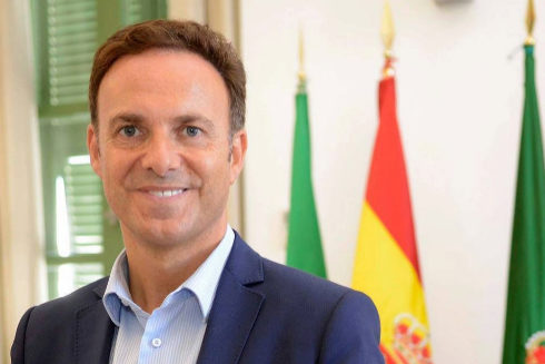 El alcalde de El Puerto de Santa María, David de la Encina.