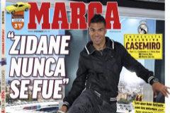 Casemiro, Messi,... Así vienen las portadas del día