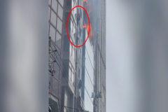 Angustia en un rascacielos del que no podían salir