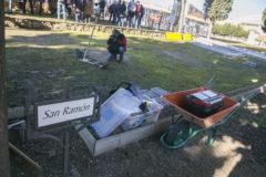Inicio de las intervenciones en las fosas del cementerio de La Salud de Córdoba.