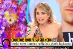 "Alba Carrillo estalla contra Courtois: ""Tiene la bragueta demasiado suelta"""