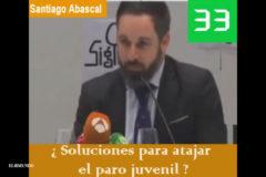 El PP lanza un vídeo par ridiculizar a Abascal