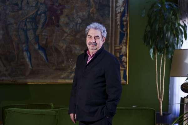 El filósofo francés Francis Wolff en Madrid.