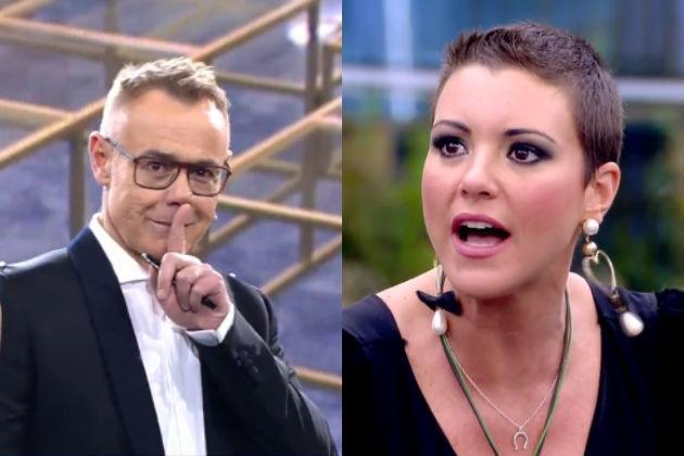 Jordi González puso en un aprieto a María Jesús Ruiz en GH Dúo en...