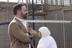 Santiago Abascal plantea que Marruecos pague un muro en Ceuta y Melilla