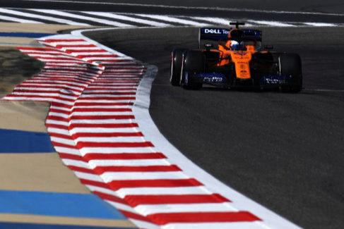 Sainz, con motor nuevo, recupera buenas sensaciones para McLaren
