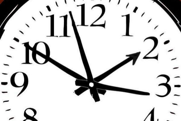 Este sábado se cambia la hora