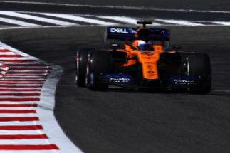 Sainz, con motor nuevo, recupera las buenas sensaciones para McLaren