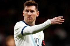 "Messi: ""Mi hijo me pregunta: '¿por qué te matan en Argentina?"""