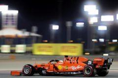Ferrari vuelve a sentir la energía del invierno