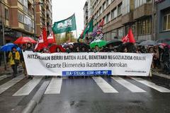 Los sindicatos convocan a patronal y Educación a una reunión en el CRL para desbloquear el conflicto