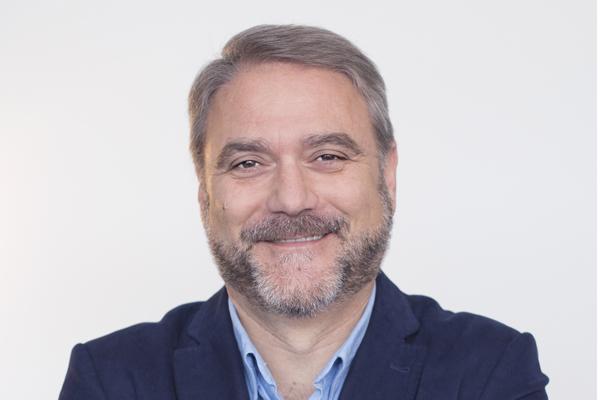 Juan José Ruiz, candidato a rector de la Universidad Miguel Hernández.