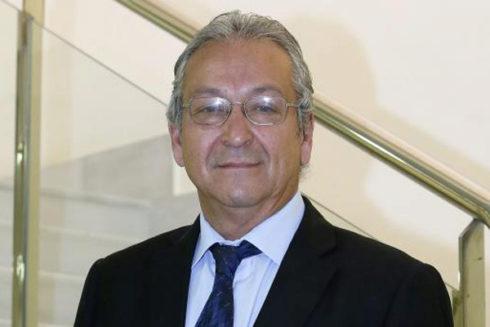 El candidato a las elecciones para rector de la UMH, Carlos Pastor.