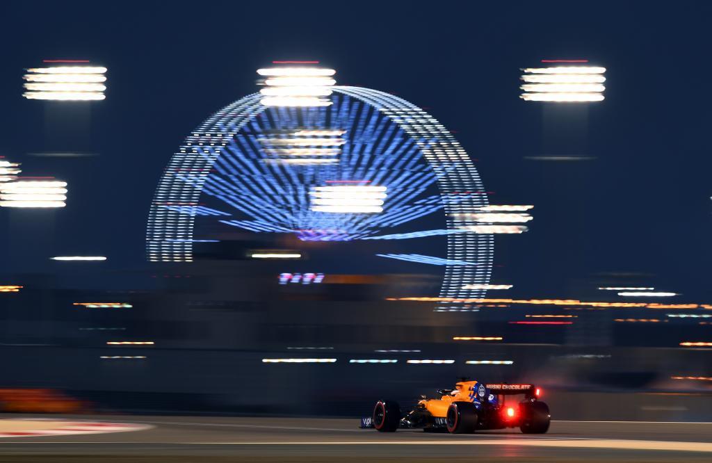 """Carlos Sainz, tras el mejor sábado para McLaren desde 2017: """"Un poco extraño todo"""""""