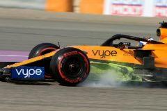 """El mejor sábado para McLaren desde 2017: """"Un poco extraño todo"""""""