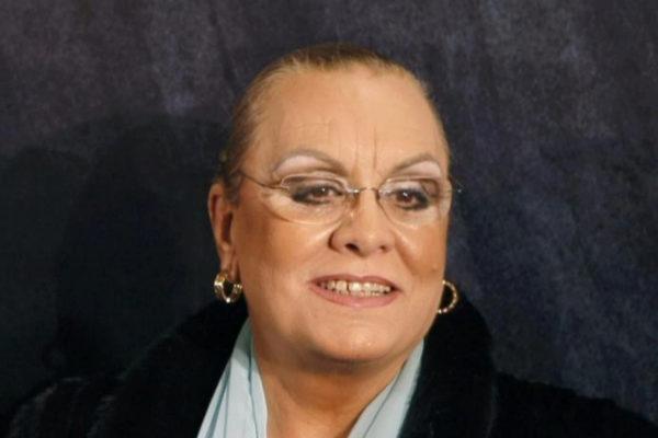 Paloma Cela, en una foto tomada el 21 de enero de 2008.