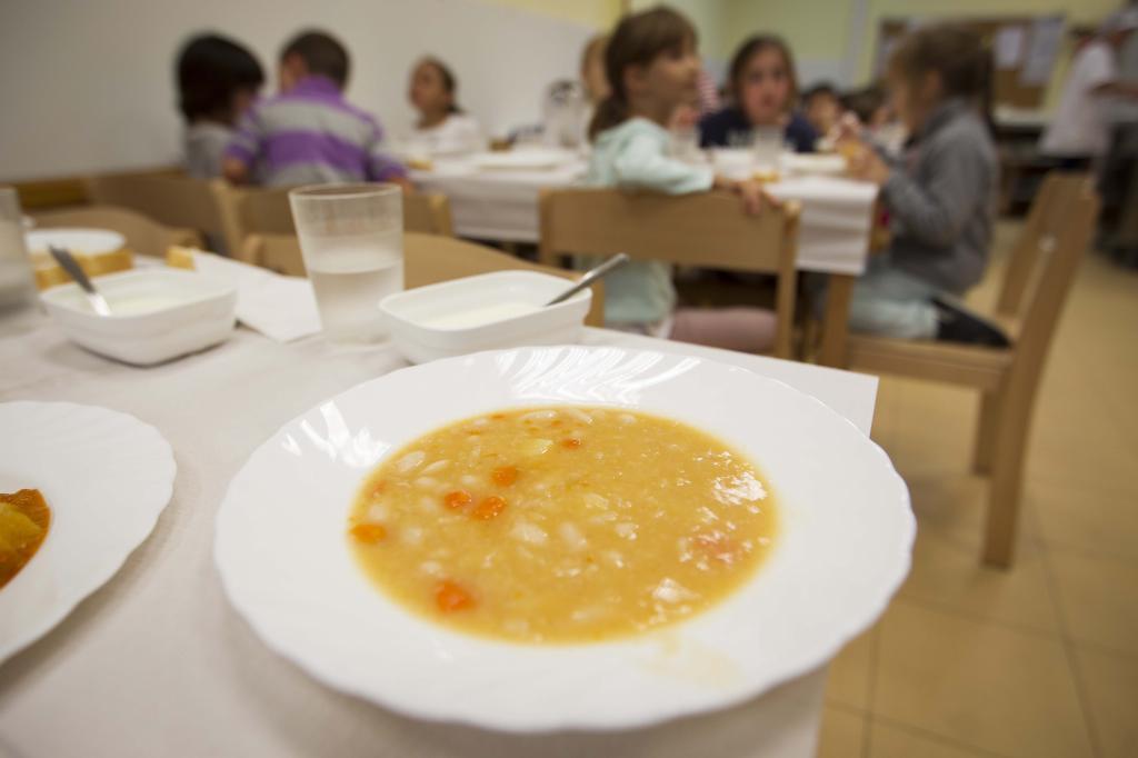 Sobrecoste de 70 millones por el cártel de los comedores escolares ...