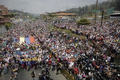 Protestas y represión tras el tercer colapso eléctrico