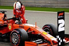"""Vettel escapa sin castigo de una maniobra que pudo """"provocar un desastre"""""""