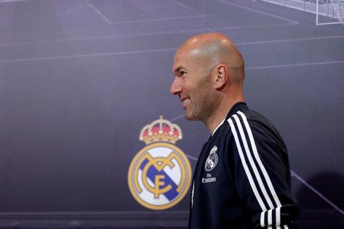 """""""¿Te vienes ya?""""; así se fraguó el regreso de Zidane"""