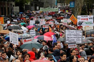 Así es la vida en la España vaciada: sin red ni viviendas de calidad