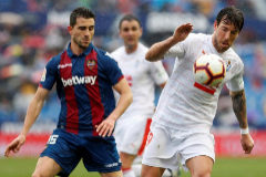 El Levante da por bueno el empate ante un inconformista Eibar