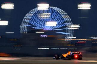"""Sainz, tras el mejor sábado para McLaren desde 2017: """"Un poco extraño todo"""""""