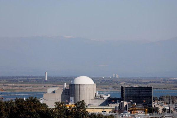Central Nuclear de Almaraz, gestionada por el consorcio entre Iberdrola, Endesa y Union Fenosa.
