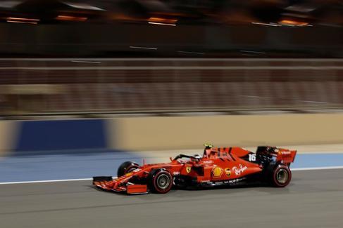 Sigue en directo el GP de Bahrein