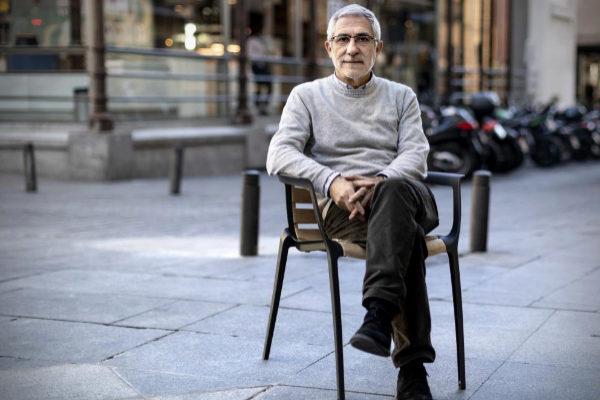 """Gaspar Llamazares: """"Reivindico un constitucionalismo de izquierdas"""""""