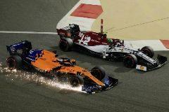 """Sainz, tras su feo incidente con Verstappen: """"Me ha dado muy, muy fuerte"""""""