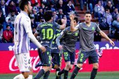 Un polémico fuera de juego deja sin victoria al Valladolid