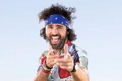 El popular 'Maraton Man' acaba de publicar 'La vida mola'.