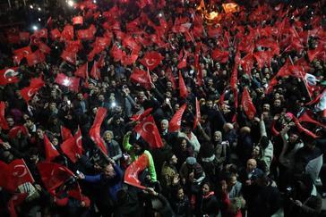 Revés a Erdogan en las elecciones municipales