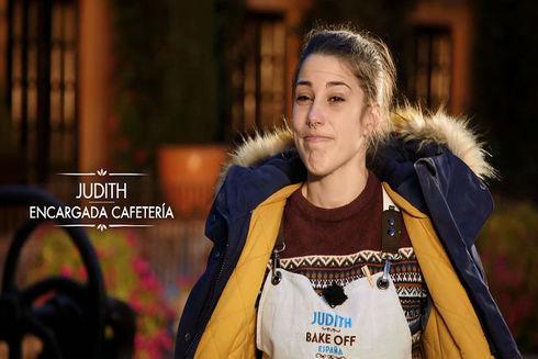 Judith, nueva expulsada de Bake Off España