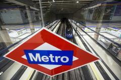 Huelga de Metro en Madrid ante el primer juicio por el amianto