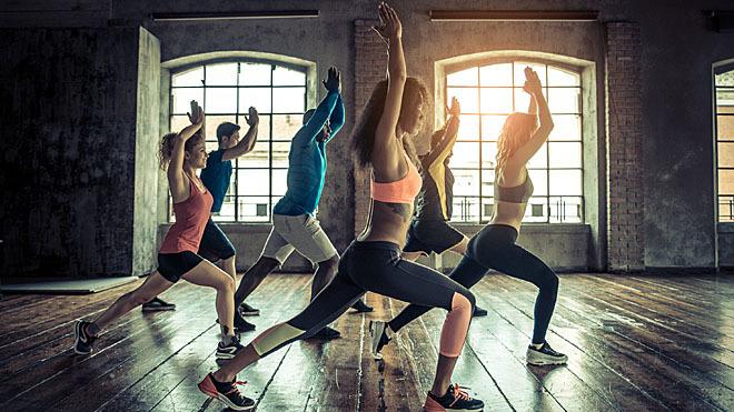 La clave para ser productiva en el gimnasio es encontrar una rutina que vaya contigo