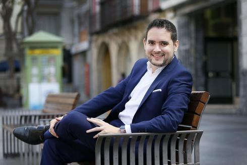 David Caballero, ex portavoz de Ciudadanos Elche.